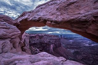 Dramatic Arch