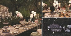 Adri's Secret Garden Birthday Party Collage (CalebBryant) Tags: sl secondlife garden party