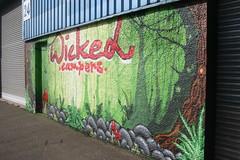 WICKED ! (ianharrywebb) Tags: edinburgh iansdigitalphotos royalbotanicgardens flowers flower