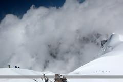 Aiguille du Midi - Mont Blanc (hajduphoto.hu) Tags: aiguille du midi mont blanc hajduphoto alpen alpes alpi alpe chamonix travel snow rhnealpes