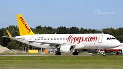 TC-DCH Pegasus Airbus A320-214(WL) - cn 6619 (thule100) Tags: tcdch pegasus airbusa320214wl cn6619 eddh ham hambrg frankkrause