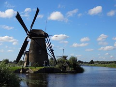Kinderdijk (Elisa Gennaro) Tags: kinderdijk olanda holland europa europe viggi travel voyage mulini vento acqua diga nature vacanze estate sun holiday unesco patrimonio umanit netherland