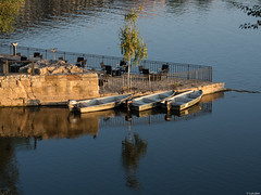 Punta Calma (Luicabe) Tags: agua airelibre barca cabello duero enazamorado exterior luicabe luis naturaleza paisaje reflejo yarat1 zamora zoom ngc embarcacin ro