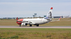 EI-FJE (valentin hintikka) Tags: norwegian eifje boeing 738 737800 hel efhk agphel d8515 nikkorq200mmf4 spoilers reversethrust flaps slats helsinkivantaa