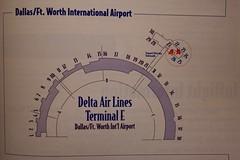 ASA Dallas/Fort Worth diagram, 2000 (airbus777) Tags: asa atlanticsoutheastairlines dfw airport terminal diagram map dallasfortworth deltaconnection 2000