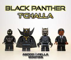 Black Panther / T'Challa [VARIANTS] [CUSTOM] [MCU] [MOC] [COMICS] (agoodfella minifigs) Tags: lego marvel marvellego legomarvel minifigures marvelcomics comics heroes legosuperheroes legomarvelsuperheroes legoavengers minifigure moc mcu marvelheroes mod blackpanther tchalla