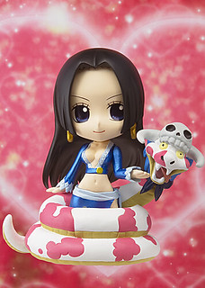 chibi-arts 女帝波雅 漢考克和薩洛梅
