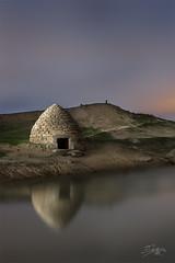 aljibe_021112_0284 (silversaltphoto) Tags: night lago noche agua nikon reflejo nocturna estanque navarra charca aljibe senosiain d700 silversaltphoto