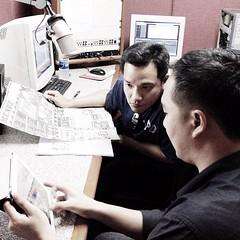 """มาอัดรายการวิทยุ """"กลยุทย์สุดยอดความสำเร็จ โดย กรมส่งเสริมอุตสาหกรรม"""" FM 92.5 กับพี่โจ นินนาท ติดตามฟังได้ในเวลา 19.30-20.00 น. ครับ"""