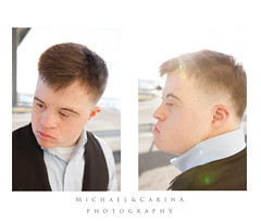 Portraits of My Brother | Michael & Carina Photography | Williamsburg | Hampton | Norfolk | Virginia (michael_and_carina) Tags: wedding portrait canon downs photography virginia photographer 21 photographers down special syndrome yorktown l olympics 1635mm trisome 5dmarkii 5dmark2 michaelandcarina michaelandcarinaphotography