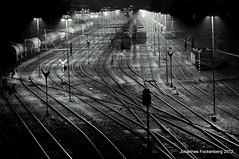 Hafenbahn Gladbeck (grafenhans) Tags: und eisenbahn tamron hafen bahn weiss schwarz gladbeck 281750 slt55