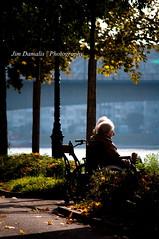 ...Autumn...Basel...Old Lady... (Jim Damalis) Tags: old trip travel bridge woman white black flower lady river switzerland donna nikon europe bella d90 flickraward me2youphotographylevel2 me2youphotographylevel1 e2youphotographylevel1 me2yoyphotographylevel1