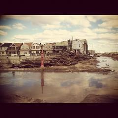 Rockaway Beach (Desolate Places) Tags: new york city nyc beach sandy hurricane queens rockaway