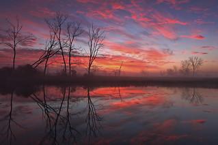 Dead River, Lake County, Illinois