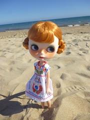 I miss the sun,the beach and the sea ;(