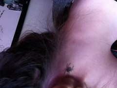 0034759 (pokeevee) Tags: tattoo ink spider drknow memorialtattoo