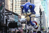 Sonic The Hedgehog 86th Annual Macy's Thanksgiving Day Parade New York City, USA