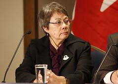 Premier/première ministre Aariak