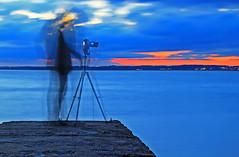 Skakig fotograf (Quo Vadis2010) Tags: motion water se movement sweden air sverige westcoast vatten luft movements halmstad tylösand halland longtimeexposure rörelse motions västkust tyludden irörelse långexponeringstid rörelser