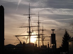 HMS Warrior (evilemsplem) Tags: portsmouth tallship 1860 hmswarrior