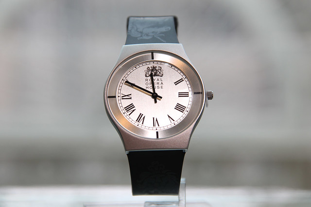 Royal Opera House Watch, available from the Royal Opera House Shop