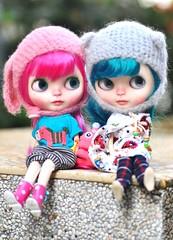 Sisterly Love...*Bree & Lil' Miss Pickles**