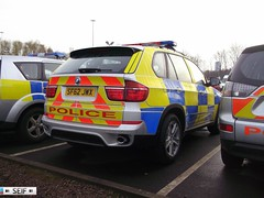 BMW X 5 Glasgow2012 (seifracing) Tags: seifracing scotland strathclyde spotting ecosse emergency europe rescue transport cars cops police polizei polizia policia polis officers office flic mitsubishi mercedes bmw cowcaddens ford sf62jwx