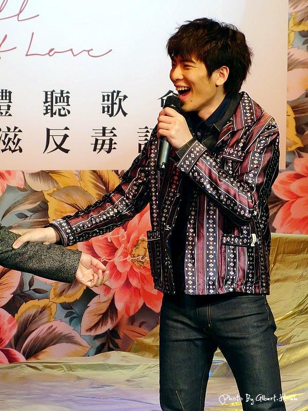 【新歌發表會】蕭敬騰.以愛之名福爾摩斯(以愛為出發點的專輯)