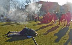 1745 Re-enactment (Dun.can) Tags: statue scotland gun derbyshire battle stuart soldiers battlefield reenactment derby redcoats scots culloden musket 1745 jacobite bonnieprincecharlie charlesedwardstuart jacobiterebellion charlesedwardstuartsociety