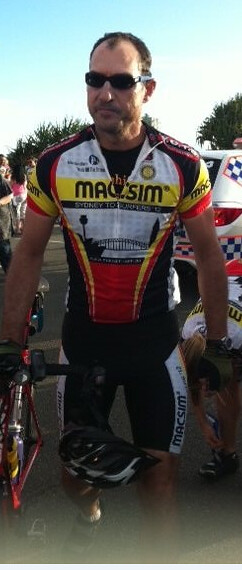 Rider Profile Paul Knight