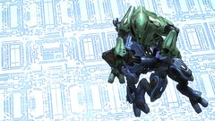 Spinal tap (SeannyBoy32) Tags: halo elite hero reach assassination haloreach