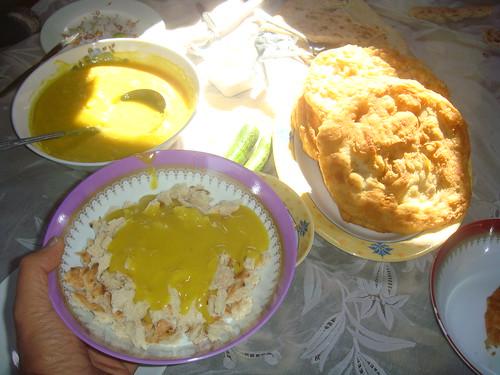 Baluchi Food, Kashke Zard/Iran