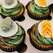 "Tristan's army theme camouflage cupcakes 12 • <a style=""font-size:0.8em;"" href=""https://www.flickr.com/photos/68052606@N00/8245925308/"" target=""_blank"">View on Flickr</a>"