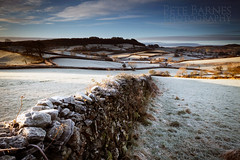 Drystone Wall in the Frost - Explored (Pete Barnes Photography) Tags: lake cold ice field sunrise landscape pub gate frost photographer path lakes lakedistrict panoramic professional tarn drystone tarnhows landscapephotography crosthwaite petebarnes