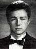 Edward Norton before he became famous Credit:WENN