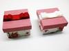 Caixa para lembrancinha de batizado (Divina Caixa) Tags: lembrança batizado caixa tecido acessórios maquiagens bijuterias lembrancinha forrada