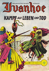 Ivanhoe 34 (micky the pixel) Tags: comics comic tournament knight joust ivanhoe ritter tjost walterlehningverlag