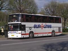 P5137979 Eurolines Baltic, St.Petersburg АТ 167 78 (Skillsbus) Tags: history buses russia coaches scania jonckheere deauville eurolines