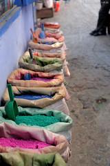 Chefchaouen (capiotti) Tags: travel blue people azul northafrica bleu morocco maroc chaouen chefchaouen marruecos marrocos