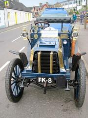 Classic cars (nz_willowherb) Tags: summer classic car see scotland tour perthshire visit tourist visitor 2012 killin to go visitkillin seekillin gotokillin