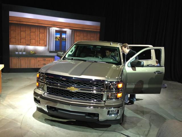 chevrolet truck event chevy silverado 2014