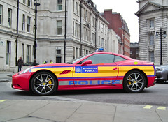 California Highway Patrol (kenjonbro) Tags: california uk red england cold london westminster interesting mask trafalgarsquare freezing ferrari explore adobe policecar chip layer stylus photoshopcs tablet charingcross 92 themall sw1 demonstrator metropolitanpolice 2011 diplomaticprotectiongroup kenjonbro photoshop8 fujifilmfinepixhs10 wacombamboopen dpg92 kk03ook carliforniahighwaypatrol