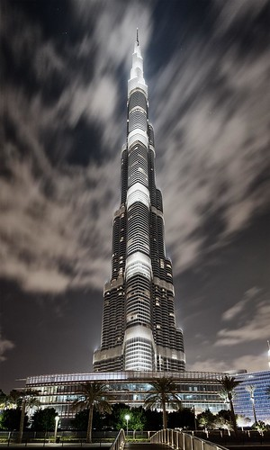 Burj Khalifa @night #3