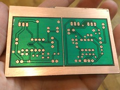 PCB Mask Before Drilling