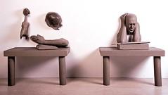 SUMERGIDOS (lidorico) Tags: sculpture inspiration art artist arte escultura inspiración