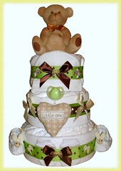 Nappy cake (94) (Labours Of Love Baby Gifts) Tags: babygift nappycake nappycakes newbabygifts laboursoflovebabygifts