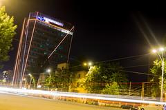 Av. Iancu de Hunedoara (Ancuta Sorina) Tags: boulevard avenue urbanstreet bucharest nightlight