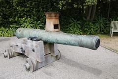 Tresco Abbey Gardens, Isles of Scilly (x70tjw) Tags: tresco islesofscilly cannon