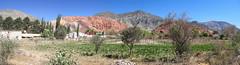 "Purmamarca et ses montagnes colorées <a style=""margin-left:10px; font-size:0.8em;"" href=""http://www.flickr.com/photos/127723101@N04/28529062303/"" target=""_blank"">@flickr</a>"