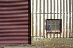 Fort Baker Building ... (sswj) Tags: building abstractreality fortbaker sausalito marincounty northerncalifornia california dslr fullframe composition existinglight naturallight availablelight scottjohnson nikon d600 nikkor28300mm afsnikkor28300mmf3556gedvr sanfranciscobayarea